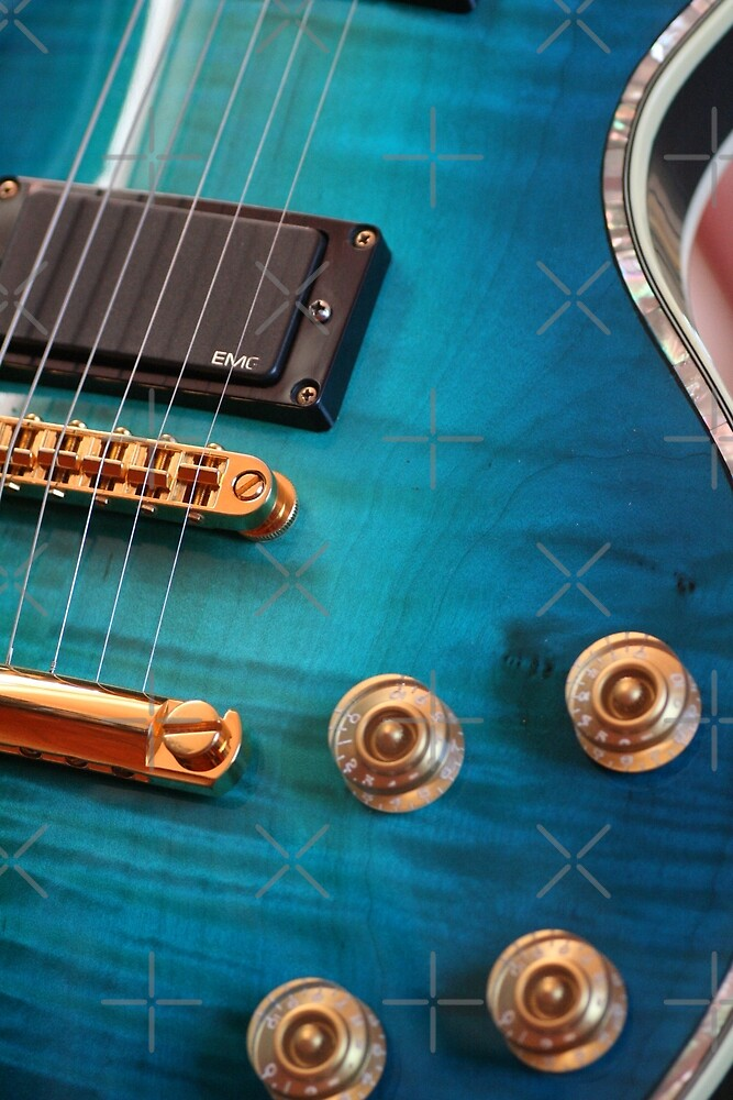 Guitar Blues   by Joy Watson