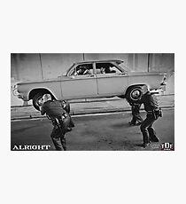 Kendrick Lamar - Alright (Music Video) Photographic Print
