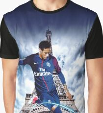 Neymar j - tour eiffel Graphic T-Shirt