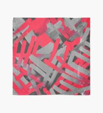 Abstract scraches  Scarf