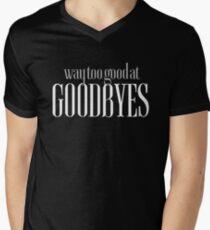 Sam Smith - Too Good at Goodbyes (White Ink) T-Shirt