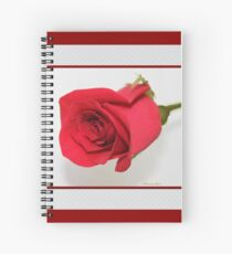 Let Me Call You Sweetheart ~ A Rose Spiral Notebook