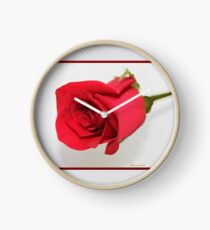 Let Me Call You Sweetheart ~ A Rose Clock