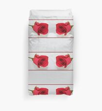 Let Me Call You Sweetheart ~ A Rose Duvet Cover
