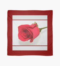 Let Me Call You Sweetheart ~ A Rose Scarf