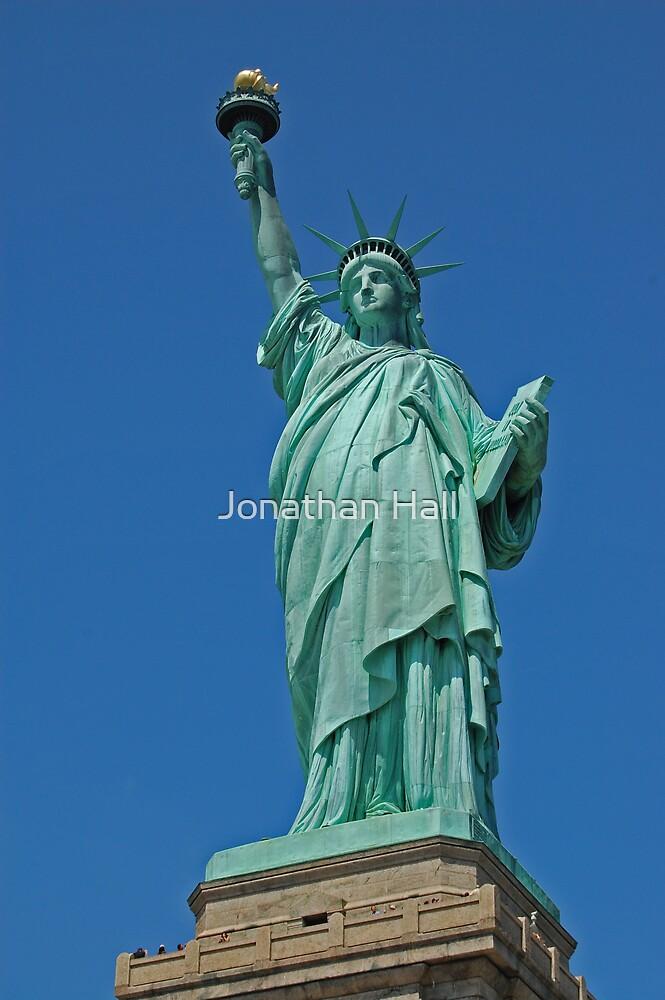 Lady Liberty by Jonathan Hall