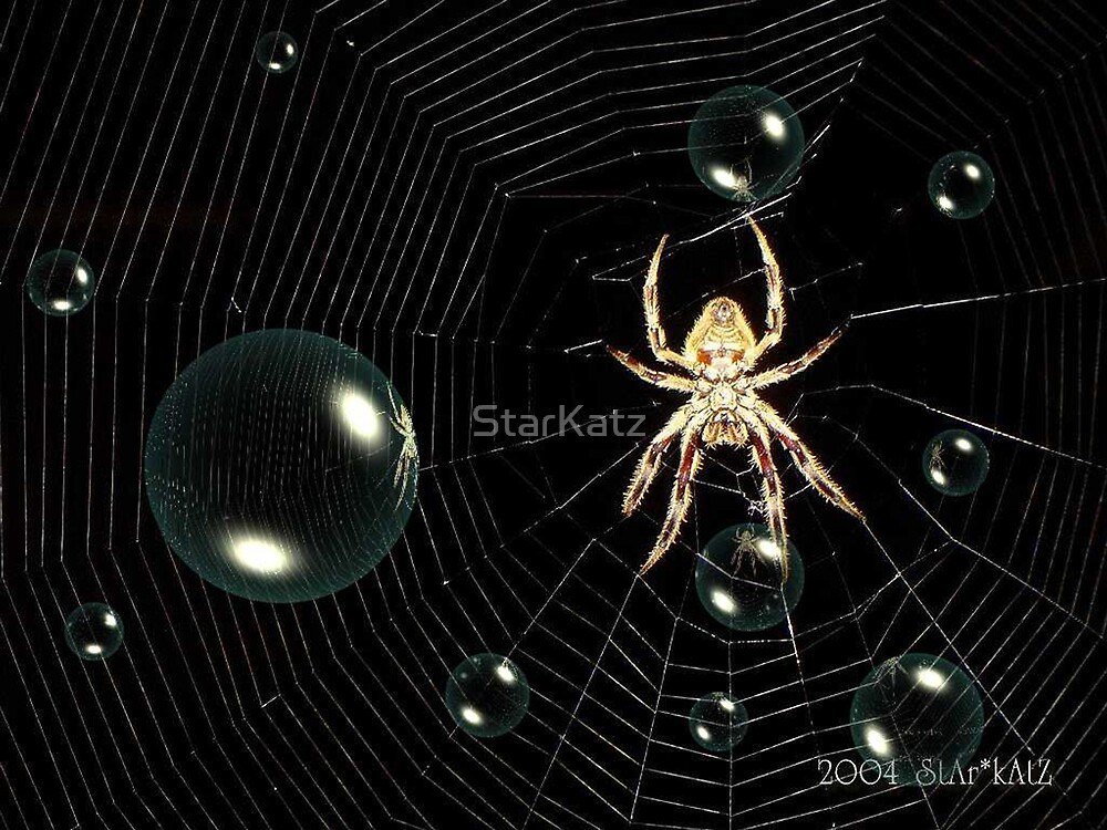 Web Bubble by StarKatz