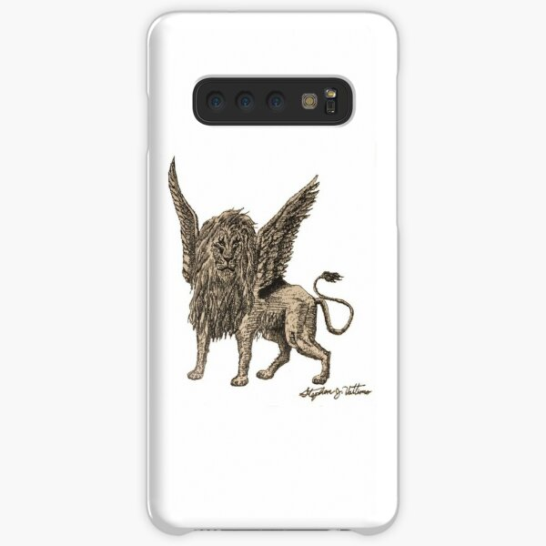 The Vision Of The Four Beast Lion Samsung Galaxy Snap Case