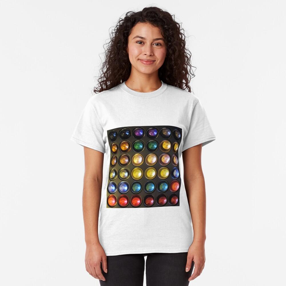 Coffee Colour Classic T-Shirt