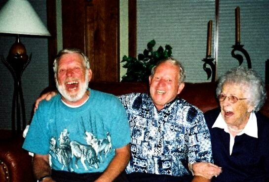 Having a good laugh by Josephus