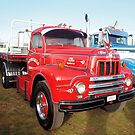 1965 International R-200 Prime Mover by Joe Hupp