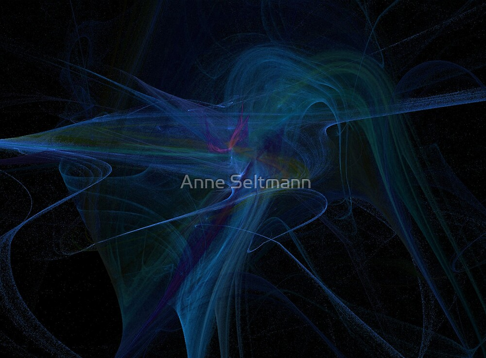 Blue by Anne Seltmann