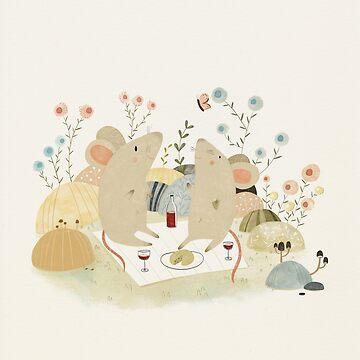 Romantic Mice by Judith-Loske