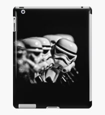 Stormtrooper distracted iPad Case/Skin