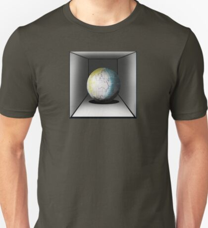 Globe in a box - seriously! T-Shirt
