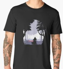 The Last Jedi Men's Premium T-Shirt