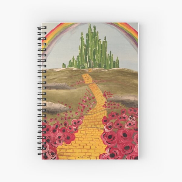 We made it! Spiral Notebook