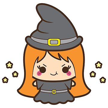 Cute Little Witch by sinamorata