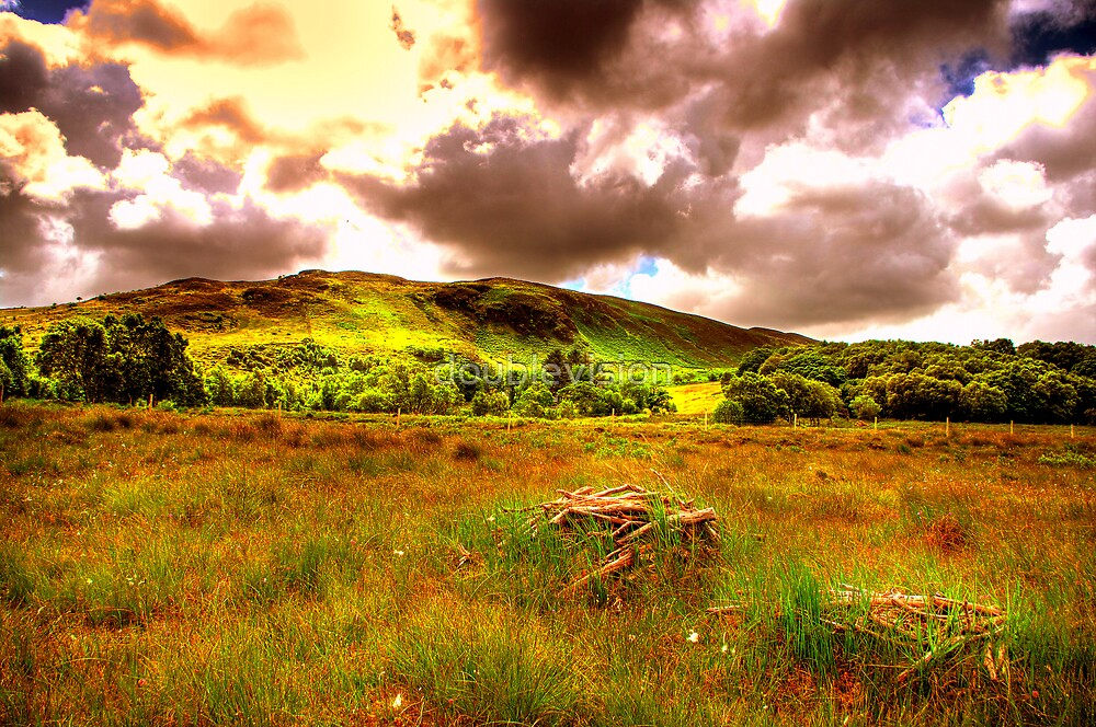 The hills of Donegal  by doublevision