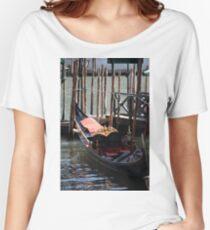 Gondola - Venice Women's Relaxed Fit T-Shirt