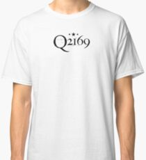 Quincy Massachusetts Classic T-Shirt