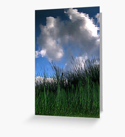 Moody Sky Greeting Card