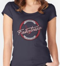 Fangtasia Women's Fitted Scoop T-Shirt