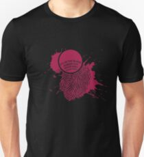 MCRG Fingerprint  Unisex T-Shirt