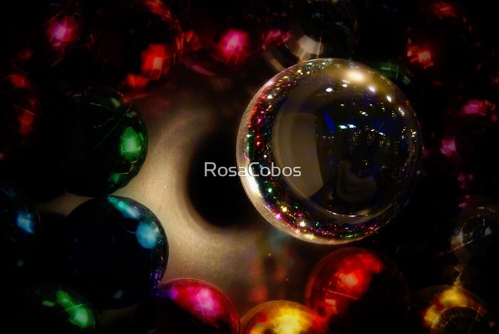IfNotForLight...Flight (One Christmas Card) by RosaCobos