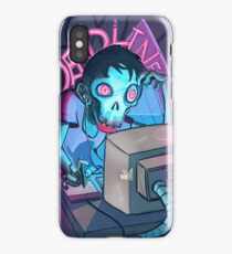 Deadline iPhone Case/Skin