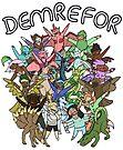 Demrefor Sentients by C. Jade Wyton