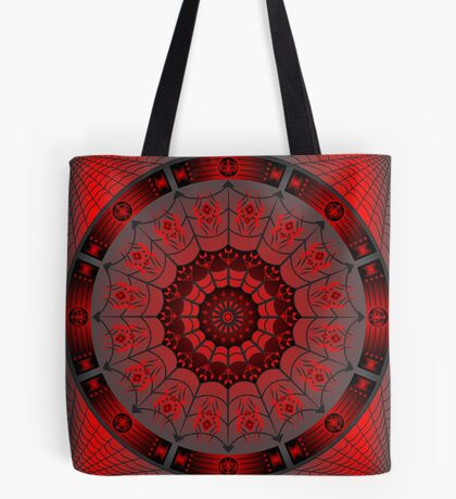 Spider Design (Iktomi) Tote Bag