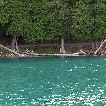Green Lakes State Park by kdugan01