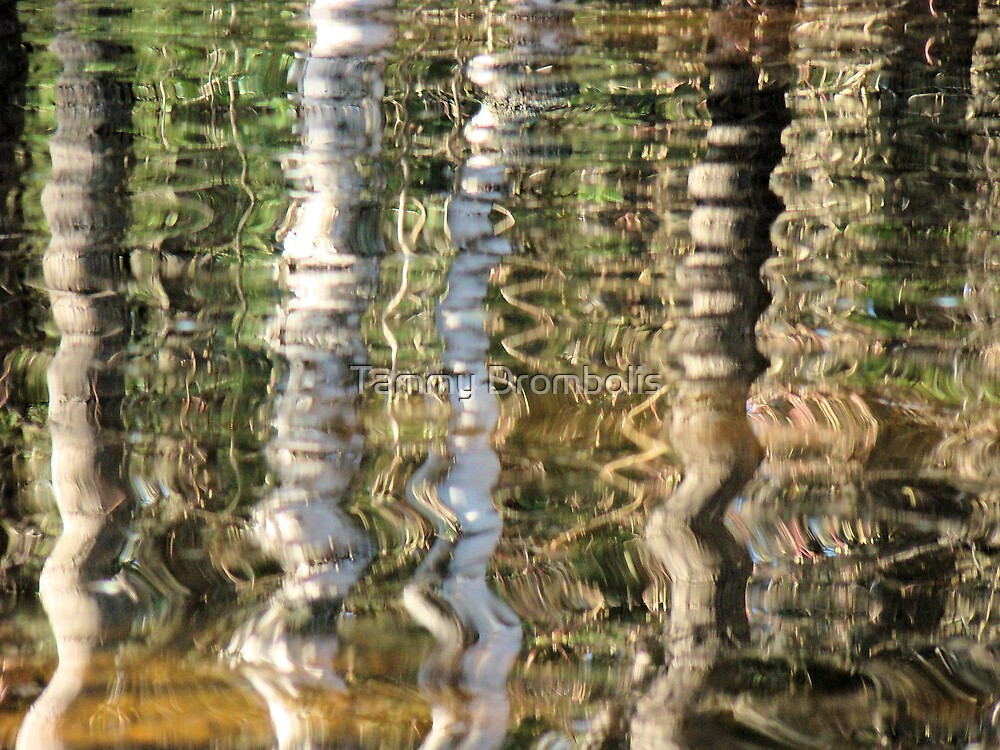 Watery Glass by TingyWende