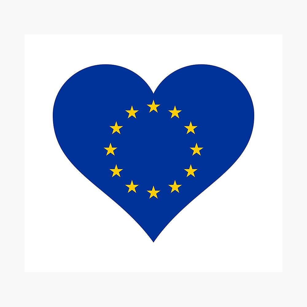 Europe Photographic Print