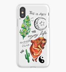 Kian Lawley Tattoos Phone Case  iPhone Case/Skin