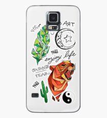 Kian Lawley Tattoos Phone Case  Case/Skin for Samsung Galaxy