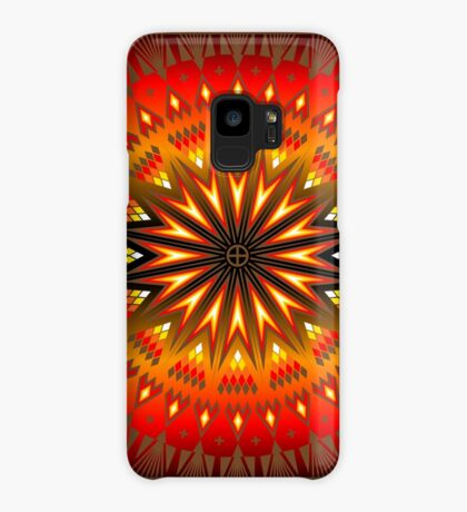 Fire Spirit Case/Skin for Samsung Galaxy