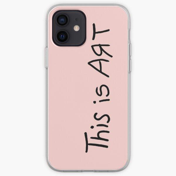 This Is Art Kian tattoo  iPhone Soft Case