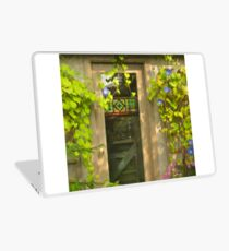 Blossom Garden's Poet's House  Laptop Skin