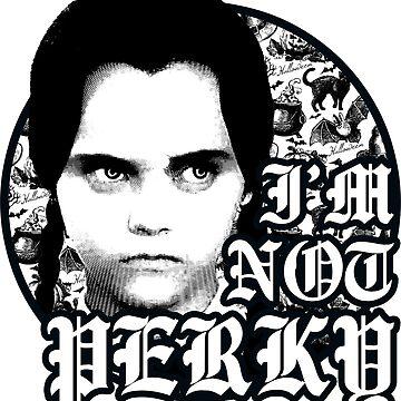 Wednesday Addams by stefeb1