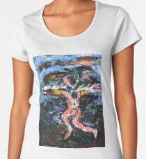 Le rêve d'Icare Women's Premium T-Shirt