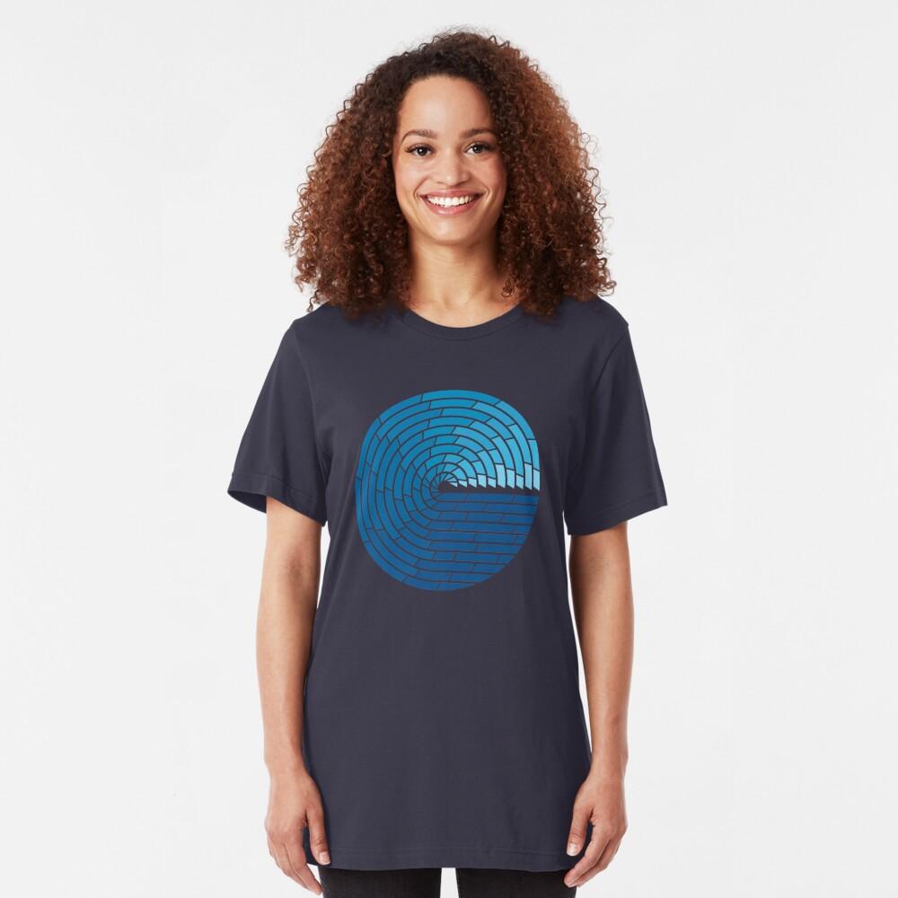 Almighty Ocean Slim Fit T-Shirt