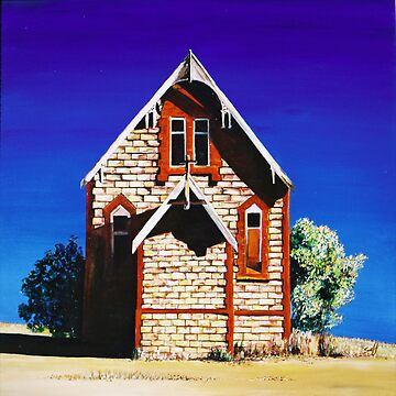 The Church by Ochresands