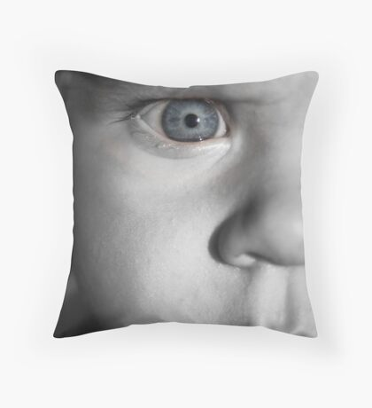 My name is JAKOB Throw Pillow