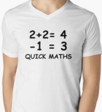 Big Shaq - Quick Maths Roadman Meme Shirt T-Shirt