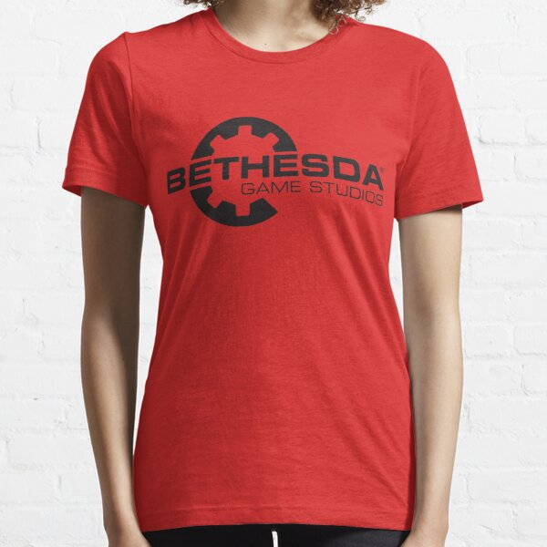 Dishonored: Death of the Outsider (BETHESDA LOGO) Essential T-Shirt