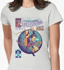 Indy Comics Women's Fitted T-Shirt