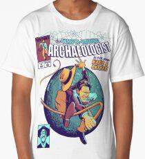 Indy Comics Long T-Shirt