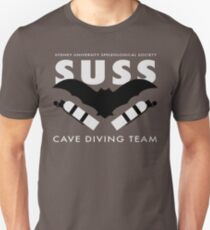 SUSS Cave Diving Team T-Shirt